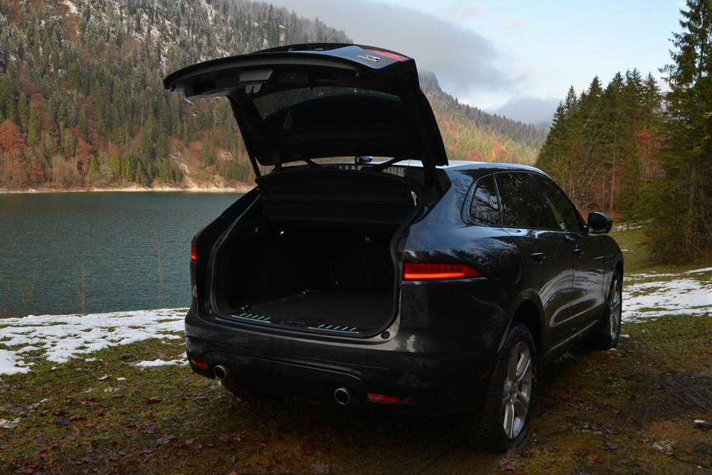 Jaguar F-Pace S AWD
