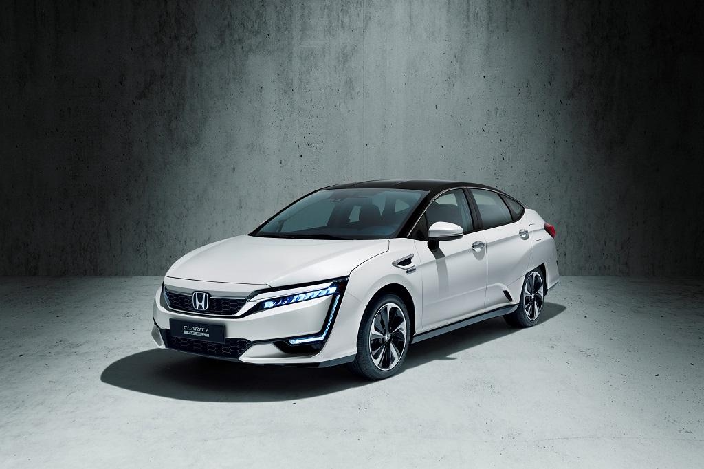Honda Clarity Fuel Cell - Die Elektromobilitätsstrategie