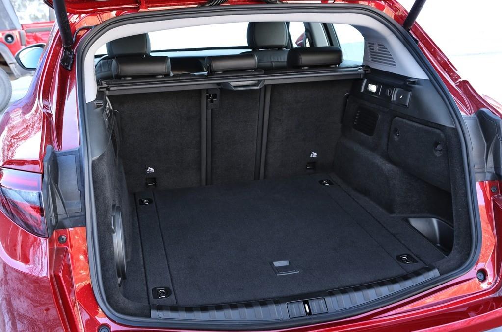 Alfa Romeo Stelvio Kofferraum