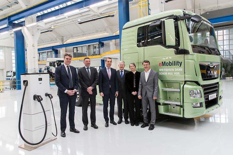 MAN e-truck RKX 4651