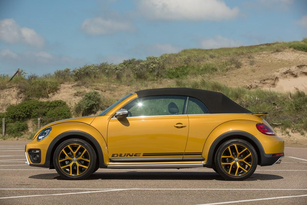 Volkswagen Beetle Dune Cabriolet