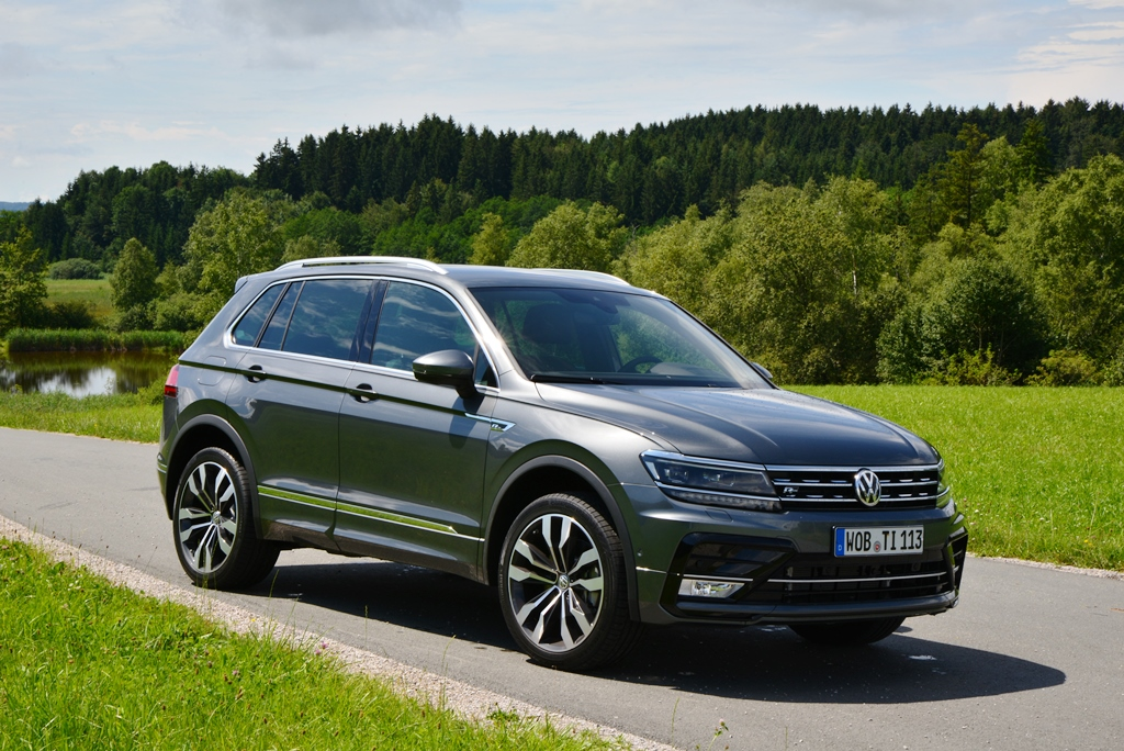 test volkswagen tiguan biturbo test des st rksten tiguan. Black Bedroom Furniture Sets. Home Design Ideas