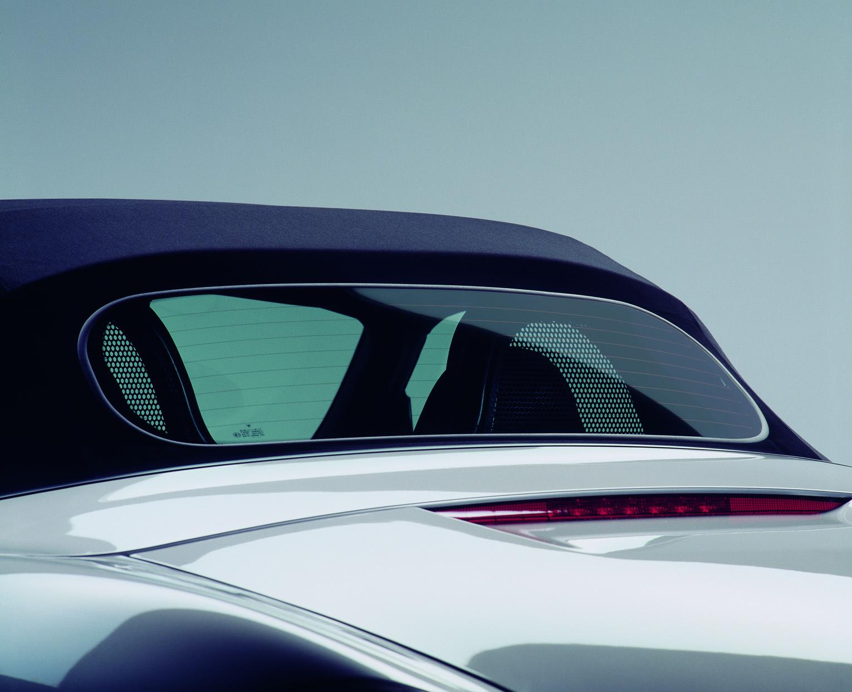 Nicht nur beim Porsche Boxster: Cabrioverdeck und Heckscheibe immer genau anschauen