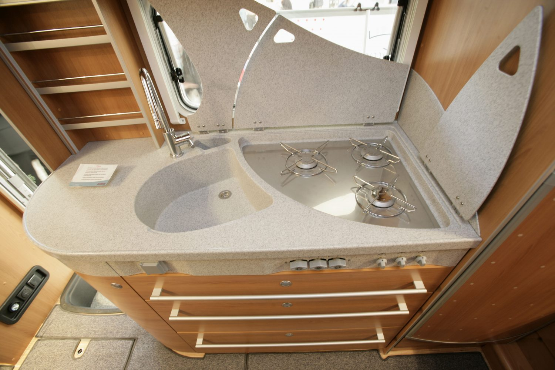 Gasherd im Wohnmobil: Komfortabel kochen