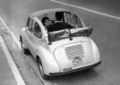 Subaru 360 Cabrio
