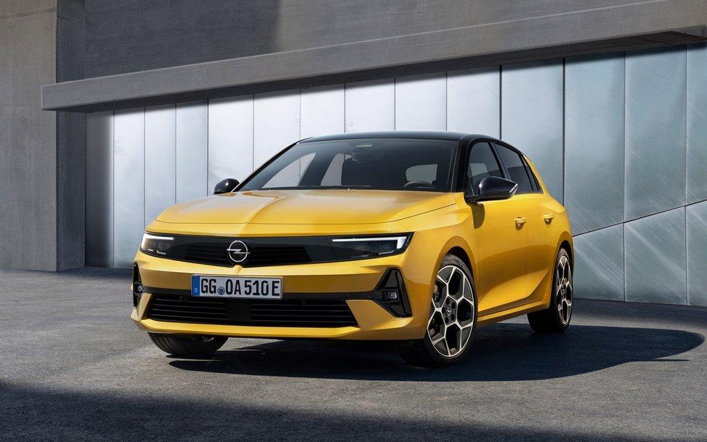 Opel Astra 2021 – Die sechste Generation
