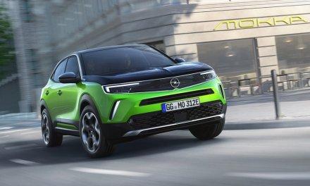 Der neue Opel Mokka mit Vizor-Gesicht