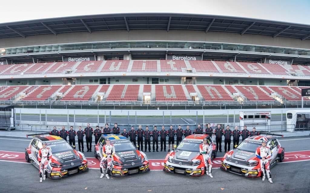 Saisonstart in der WTCR – Audi und VW sind bestens vorbereitet