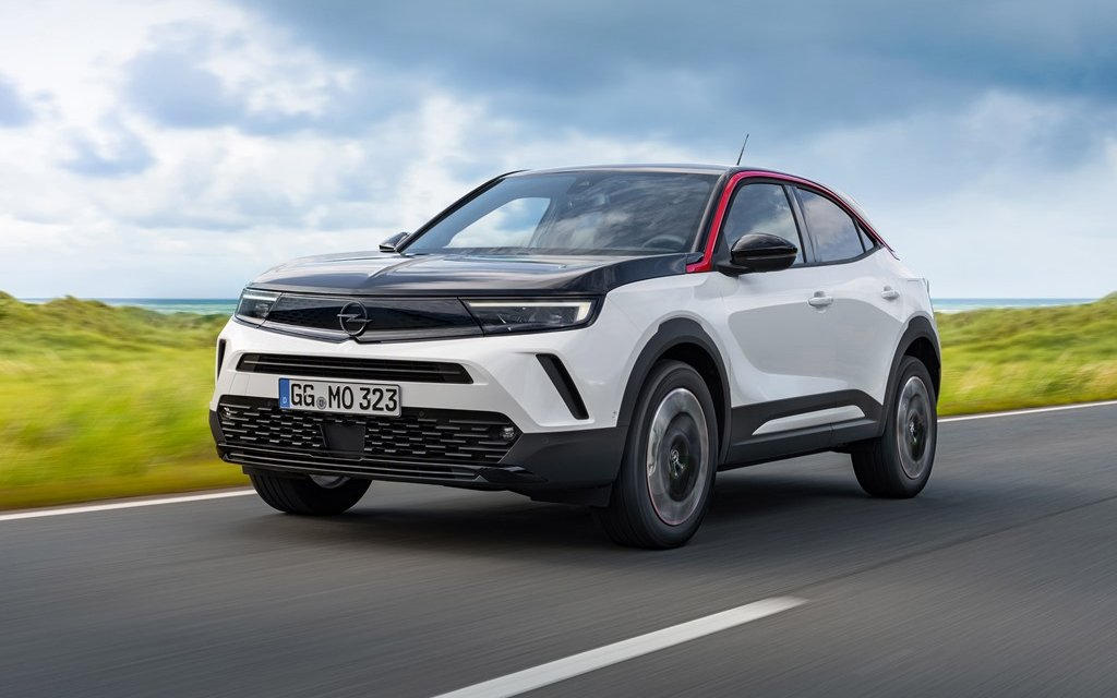 Opel Mokka – Weltpremiere in Rüsselsheim