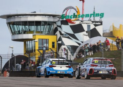 ADAC TCR Germany, 11. + 12. Lauf Sachsenring 2018 - Foto: Gruppe C Photography