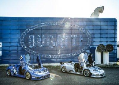 Bugatti EB110 Super Sport Campogalliano