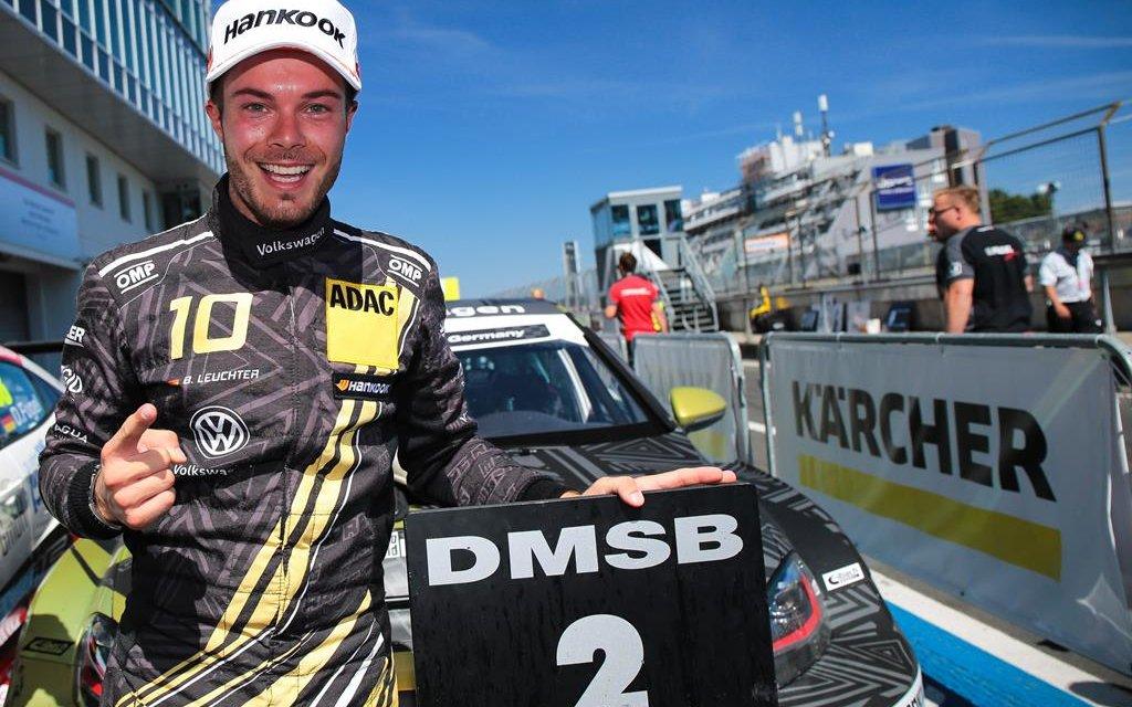 Benjamin Leuchter – Bester VW-Pilot in der ADAC TCR Germany 2018