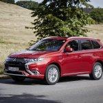 Mitsubishi Outlander Plug-in Hybrid – Erhöhte Effizienz