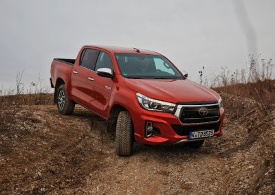 Toyota Hilux Executive