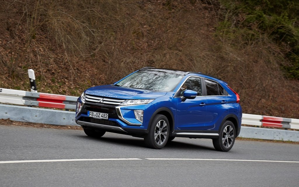 Mitsubishi Eclipse Cross Diesel – Das Video