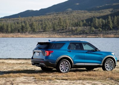 Ford Explorer 3.0 EcoBoost Plug-in Hybrid
