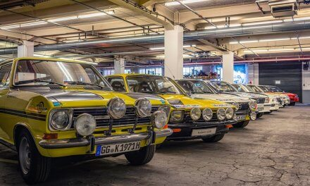 Virtuelles Opel Classic Museum