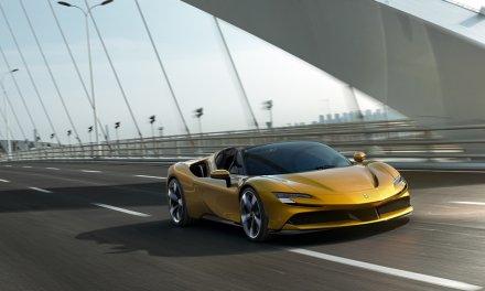 Ferrari SF90 Spider – Das erste Hybrid-Cabrio aus Maranello
