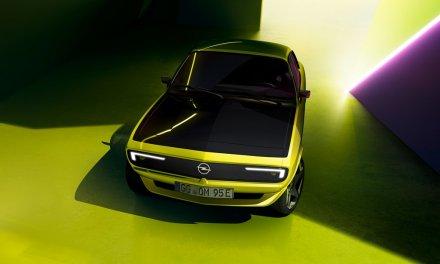 Opel Manta GSe ElektroMOD – Elektrisierter Fuchsschwanz