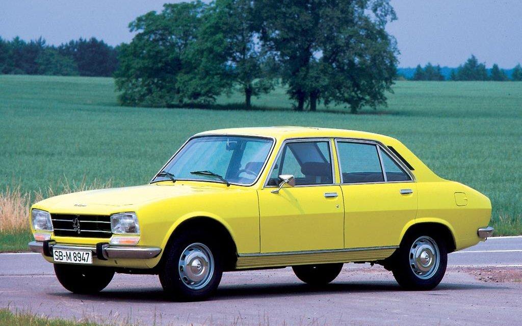 Peugeot 504 – Weich und Elegant