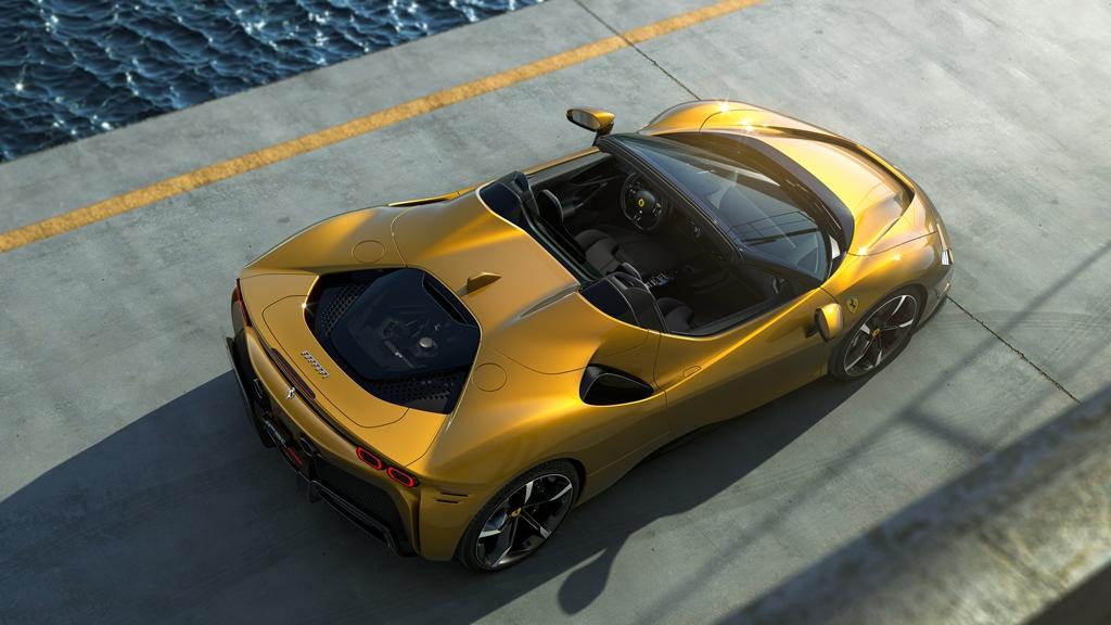 Ferrari SF90 Spider Top