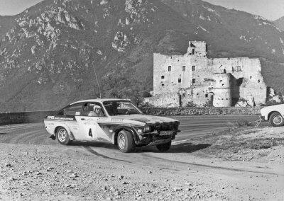Opel Kadett GT/E, Walter Röhrl/Jochen Berger, Rallye Monte Carlo 1975