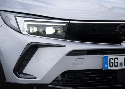 Opel Grandland IntelliLux LED Pixel Licht