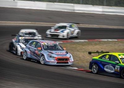 Luca Engstler am Nürburgring