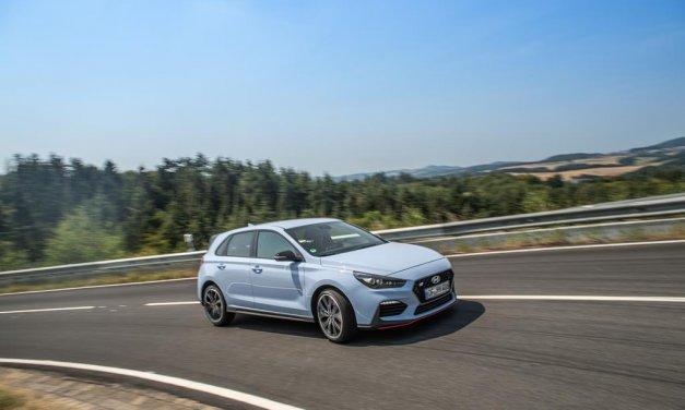 Hyundai i30 N Performance – Rund um die Nordschleife