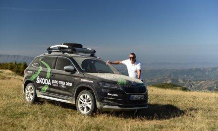Skoda Euro Trek 2019 – Von Tirana nach Korfu