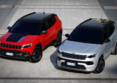 Compass Trailhawk and S 4xe