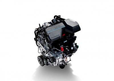 New Hyundai Santa Fe 1.6 Turbo Hybrid Motor