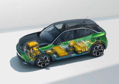 Neuer Opel Mokka-e
