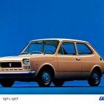 Fiat 127 – Der Maßstab für Kleinwagen