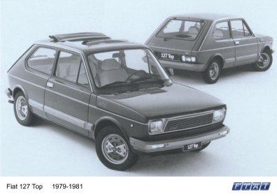 Fiat 127 Top