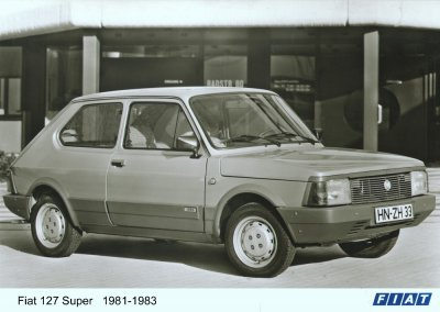 Fiat 127 Super