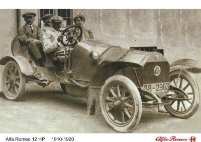 Alfa Romeo 12 HP