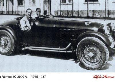 Alfa Romeo 8C 2900 A
