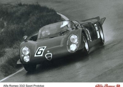 Alfa Romeo 33/2 Sport Prototyp