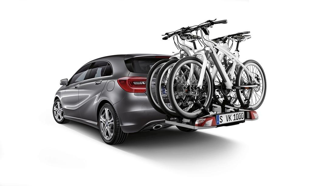 Fahrradträger für drei Räder