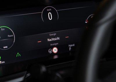 Opel Pure Panel-Cockpit