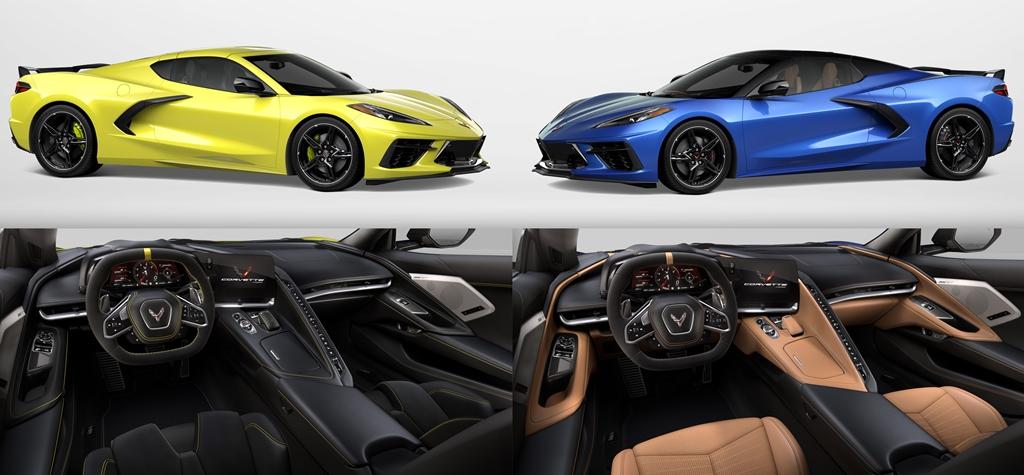 New Chevrolet Corvette Stingray Launch Edition Europe
