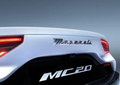 Maserati MC20 – Der Supersportwagen aus Modena