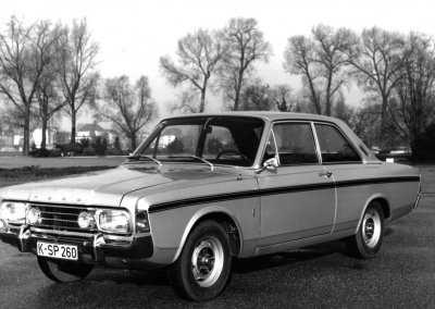 Ford 17 M RS (ab 1968)