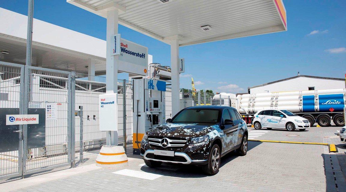 Angebot an Wasserstoff-Tankstellen wächst