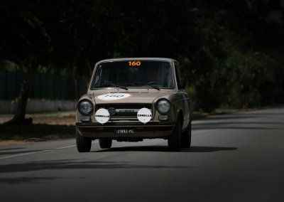 Autobianchi A112 Abarth 58 hp