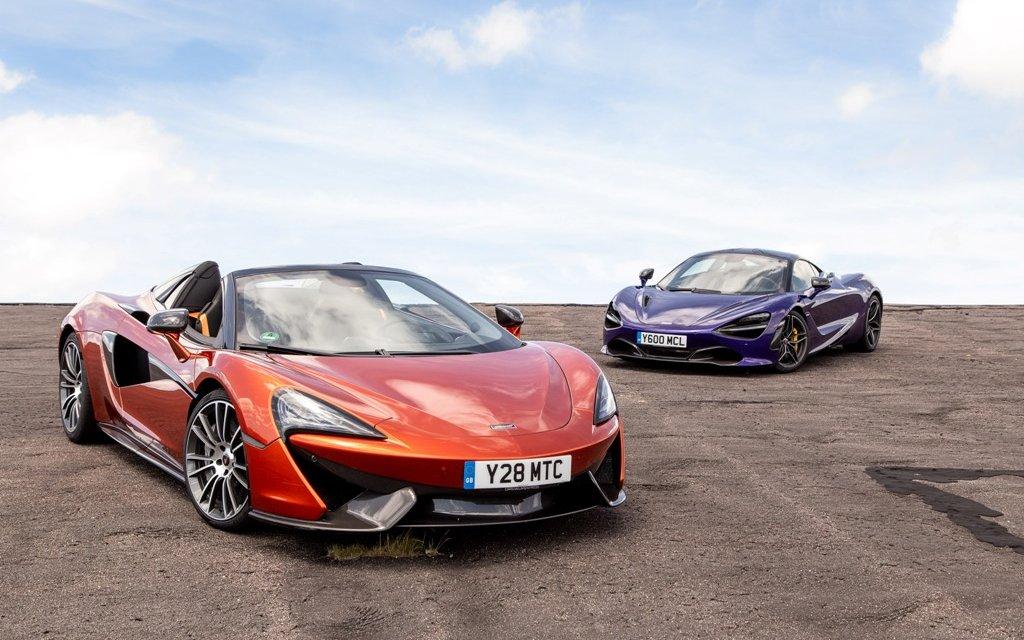 Zeitreise – Vom McLaren 12C bis zum 720S