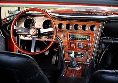 Toyota 2000 GT Cockpit