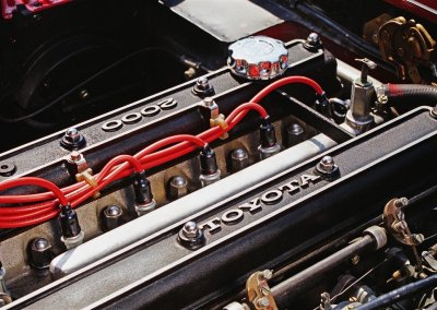Toyota 2000 GT Motor