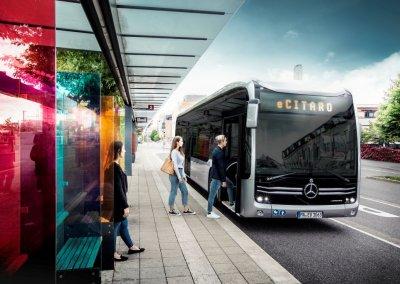 Mercedes-Benz e-Citaro